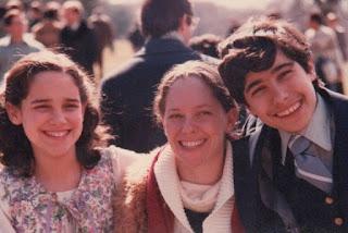 Lisa, Mimi, and Robbie.