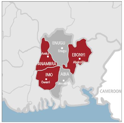 Nigeria South East