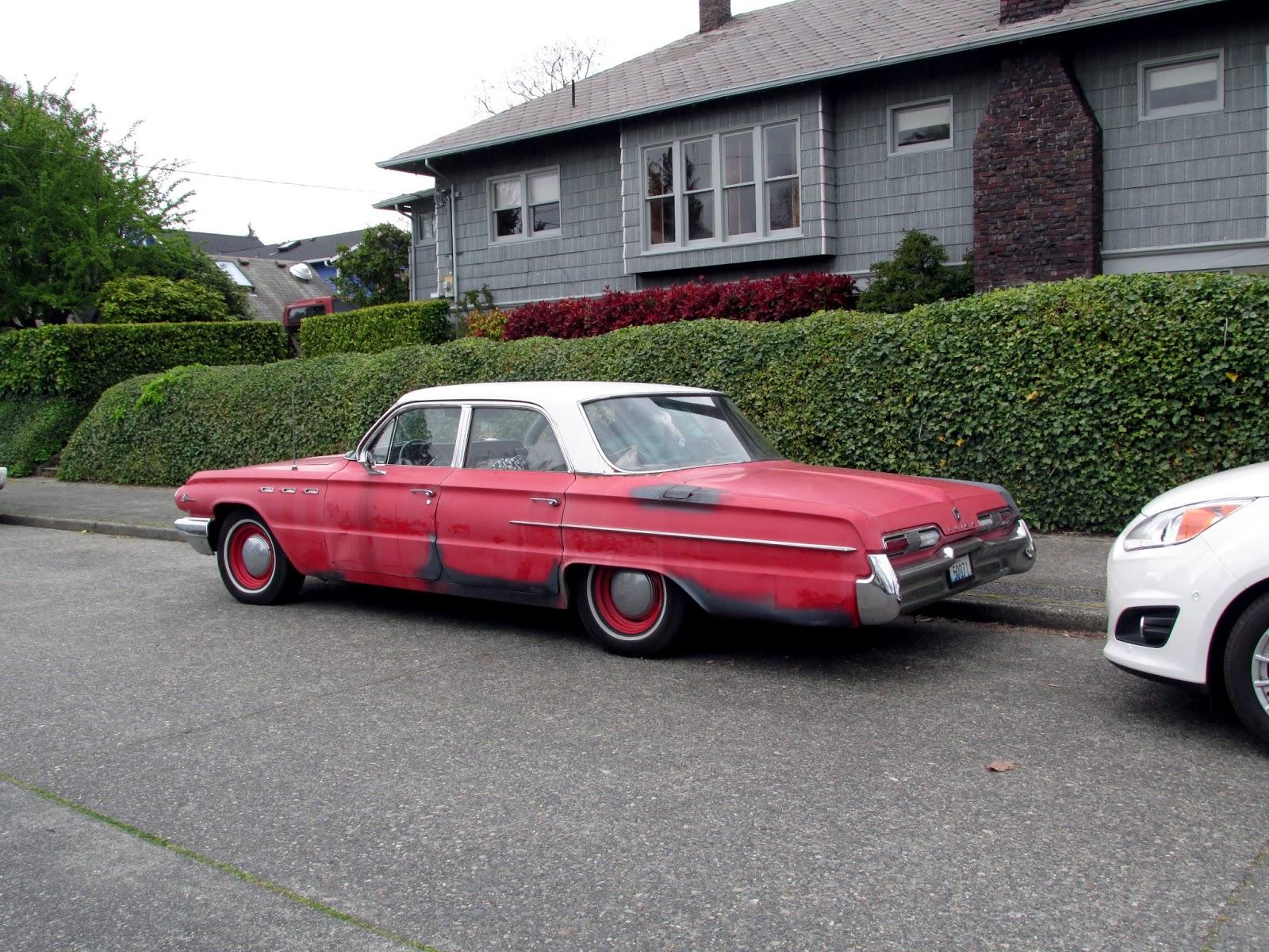 Seattle's Classics: 1962 Buick LeSabre Sedan