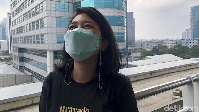Varian Corona 'Ganas' Sudah Masuk RI, Pakai Masker Dobel Disarankan
