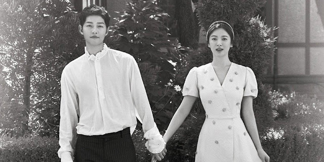 song hye kyo and song joong ki latest news 2019 Divorce