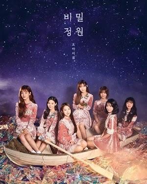 [Mini Album] OH MY GIRL – Secret Garden