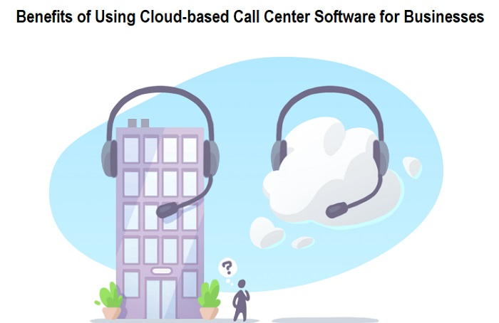 Benefits of Using Cloud-based Call Center Software for Businesses