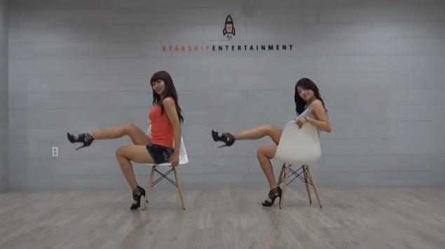 Kpop'ta Sandalyeleri En İyi Kullanan Performanslar