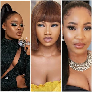 GX GOSSIP: Cee-C says she made Tacha and Erica feel comfortable being themselves on the Big Brother Naija show (video)