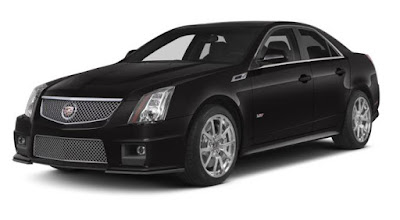 Cadillac CTS high performance cars
