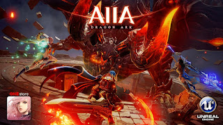 Game AIIA Dragon Ark Apk terbaru Android unreal Engine 4