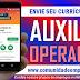 AUXILIAR DE OPERAÇÕES JUNIOR COM SALÁRIO DE R$ 1500,00 PARA EMPRESA EM OLINDA