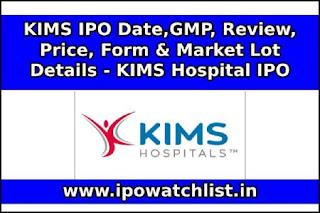 KIMS hospital IPO
