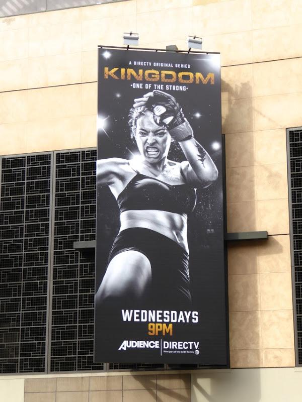 Kingdom season 2 Natalie Martinez billboard