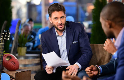 Mike Greenberg talking interview