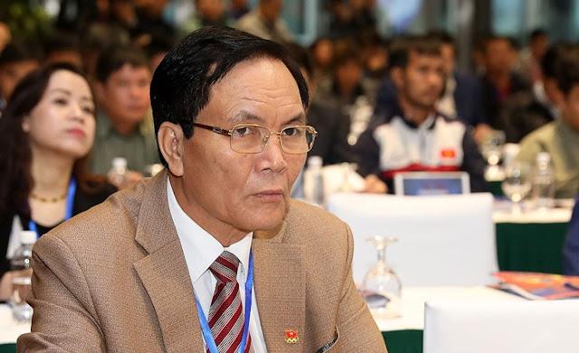Phó Chủ tịch tài chính VFF tự ý phân lô bán đất thể thao Mỹ Đình cho T.Q giá 314 tỷ