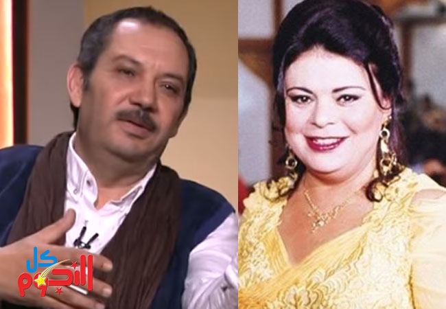 شاهد أول صورة لابن الفنان كمال أبورية وماجدة زكي.. من يشبه أكثر؟