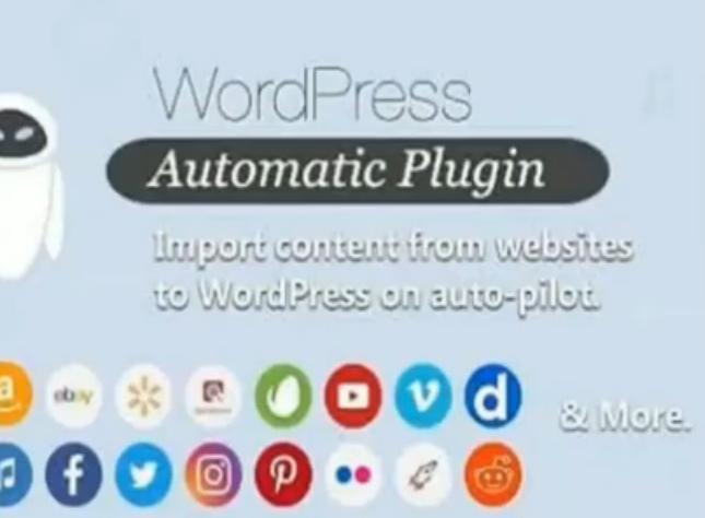 Download WP Atomatic Plugin Free | wordpress automatic news plugin