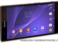 Daftar Spesifikasi Dan Harga Sony Xperia T2 Ultra Terbaru 2015