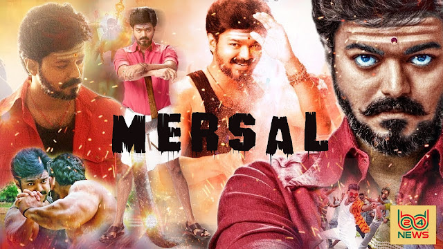 New South Hindi Dubbed Movies 2020 | Mersal (2020)