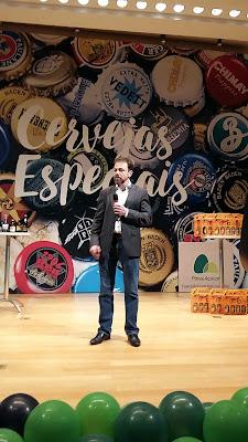 Sommelier de Cervejas e Mestre em Estilos Alex Moraes