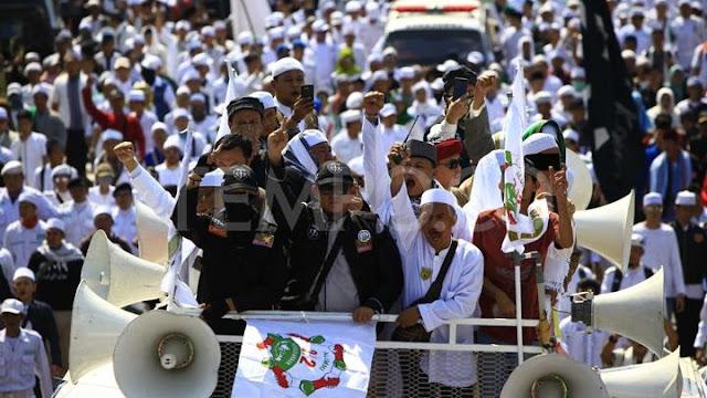 Tak Dukung Jokowi, PA 212 Fokus 2019 Ganti Presiden