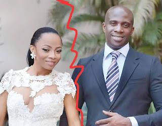On Becoming: Maje Ayida floors his ex-wife, Toke Makinwa, in court
