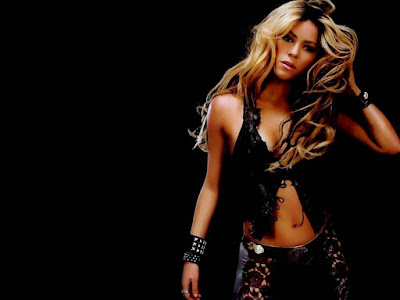 Shakira hottest female artiste