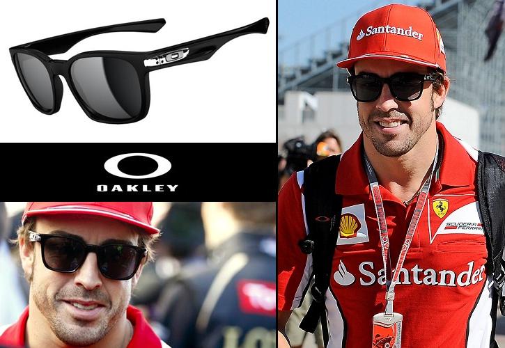 7213ff4916c Este fin de semana se ha celebrado el gran premio de F1 en Corea y ya hemos  visto a Fernando Alonso paseándose por el Padock con la nueva apuesta de  Oakley