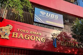 Toko Emas Bagong Sragen
