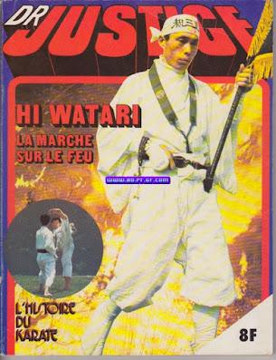 Recueil, Magazine Dr Justice, numéro 6, 1976