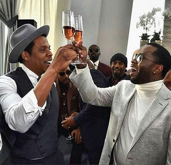 Jay-Z-Diddy-Roc-Nation-Brunch-Pre-Grammy-party