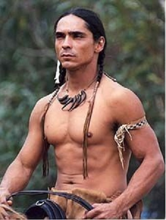 Not native american actresses nude
