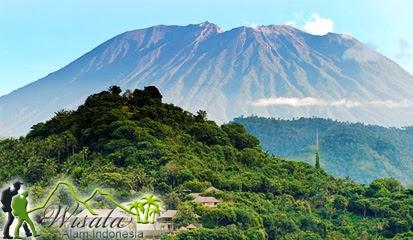 Objek Wisata Gunung Agung Bali