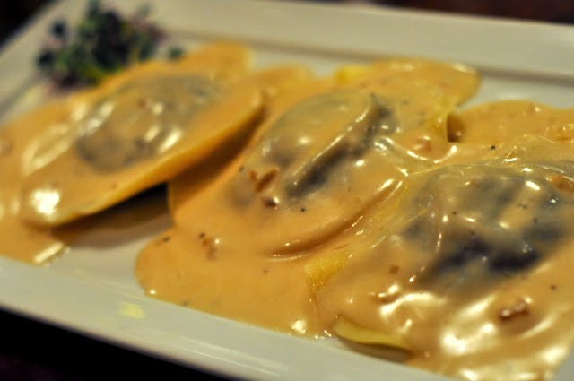 Short Rib Ravioli - Twisted Olive - Bethlehem, PA | Taste As You Go
