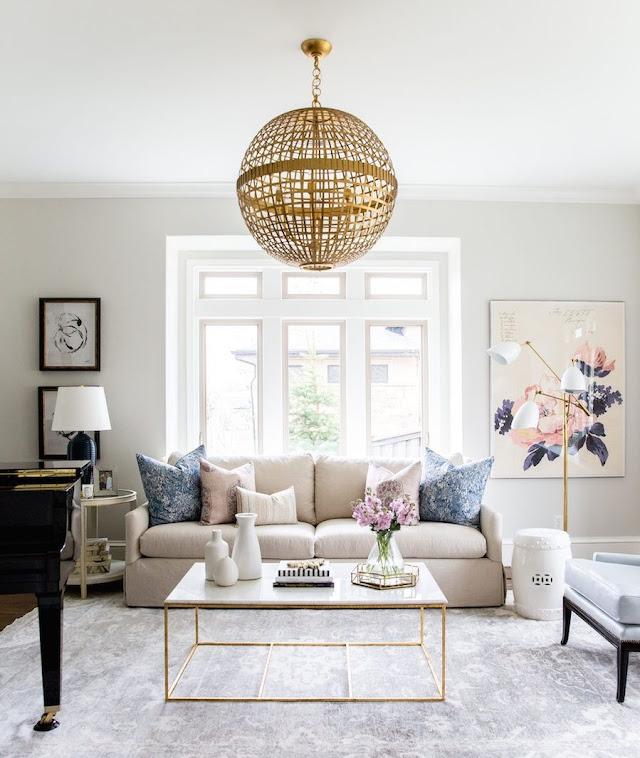 Ide Dekorasi Ruang Tamu Paling Sederhana tapi Menarik Terbaru