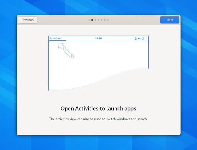GNOME 40 Terbaru yang Akan Menggantikan GNOME  Versi 3.x