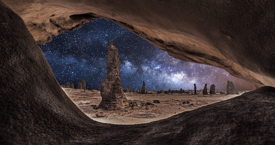 starry Night Sky-4
