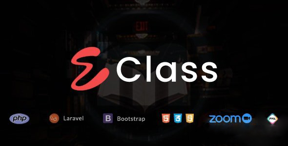 eClass v1.7 - Learning Management System