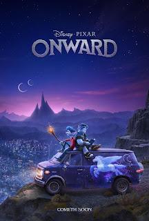 Onward - Poster & Teaser Trailer