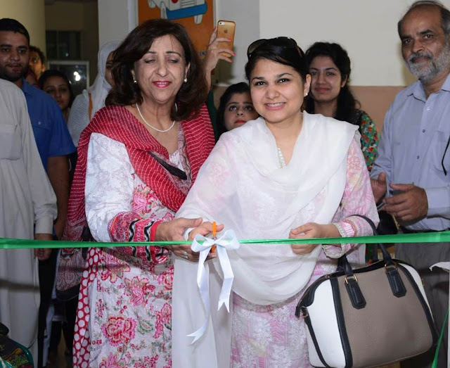 Telenor Pakistan inaugurates 2nd ICT Lab at PMRC (Pakistan Medical Research Council)""