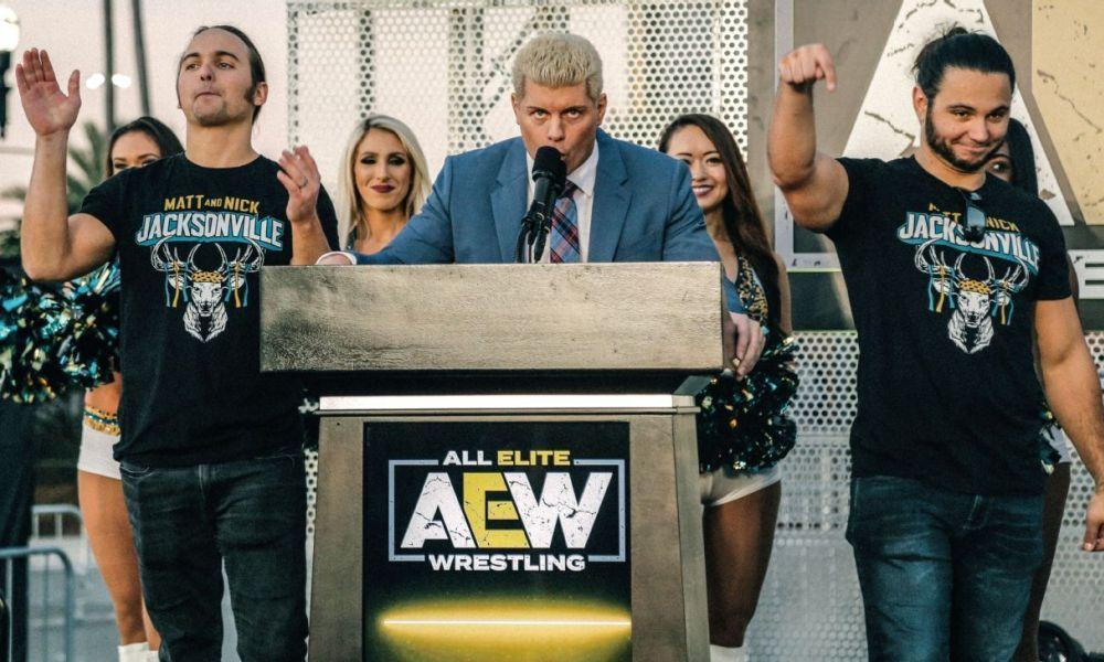 All Elite Wrestling renova contrato com a TNT e terá novo programa semanal