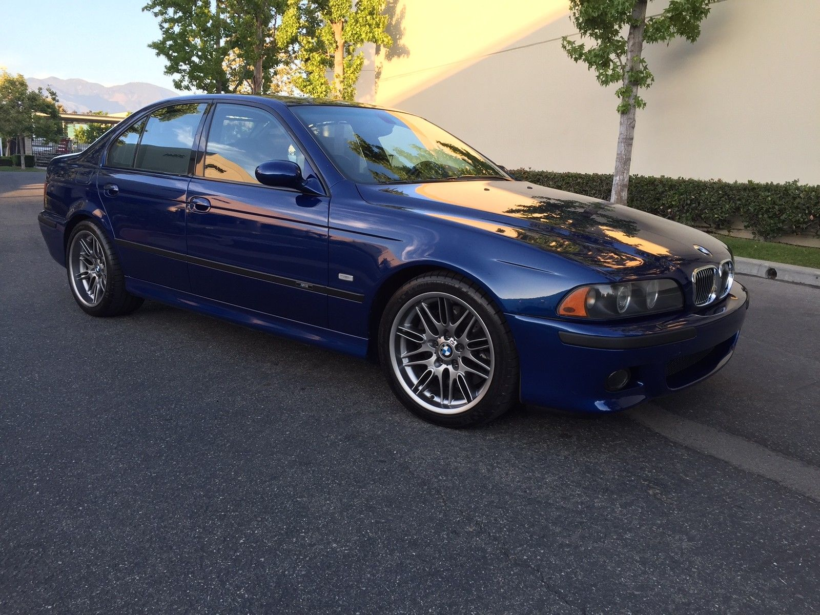Find this 2000 bmw m5 here on ebay bidding for 8 695 with auction ending thursday at 9 22pm pacific