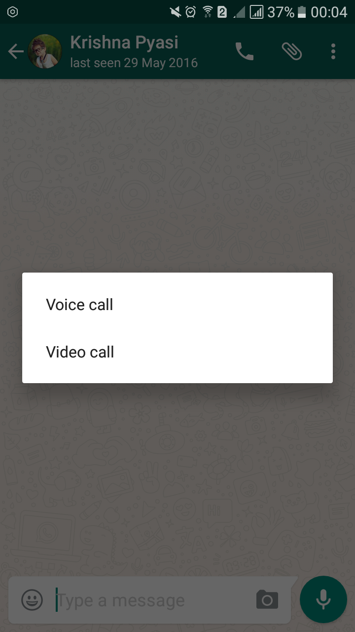video calling mobile