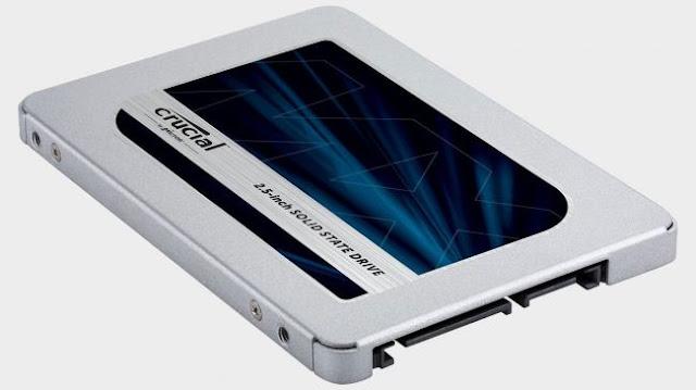 يبلغ سعر القرص الصلب طراز MX500 SSD نموذج 500 جيغابايت الآن 58 دولار ، وهو أدنى سعر على الإطلاق