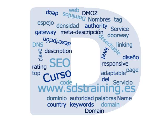 Diccionario sobre posicionamiento web para un Curso SEO (D) - SDS training