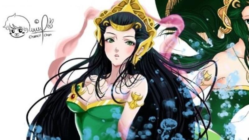 indonesian mythology anime