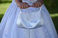 lacy purse
