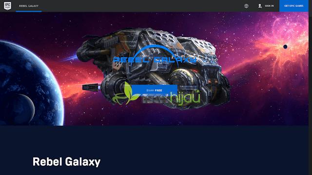 Game Rebel Galaxy Sedang Gratis dari Epic Store - Tech Hijau™