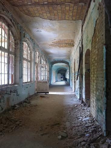 Rumah sakit militer di Beelitz, Jerman