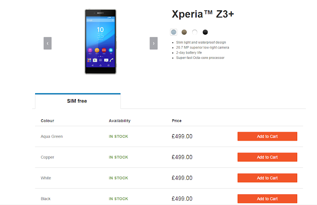 Sony-Xperia-Z3Plus-Available-In-UK-Online-Asknext