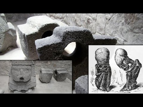 The Ancient Ruins Of Wari: Proof Of Advance Ancient Technology?