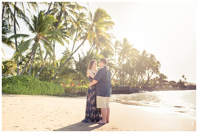 Maui Engagement Portrait Photographers
