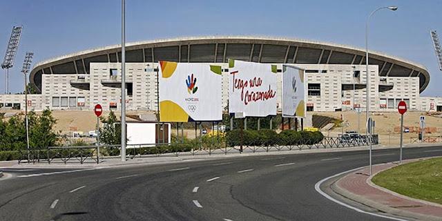 Nuevoestadioatleti Nuevo Estadio Club Atletico De Madrid Wanda